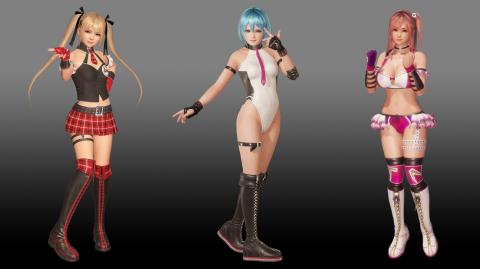 Dead or Alive 6 : Koei Tecmo dévoile les tenues de l'édition Deluxe