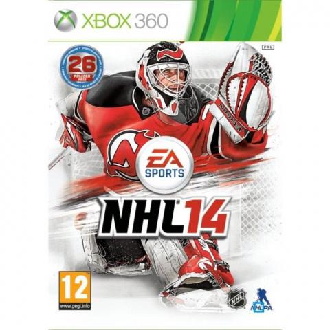 NHL 14 sur 360