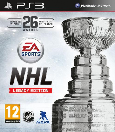 NHL 16 sur PS3