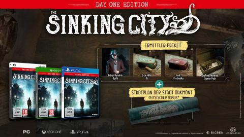 The Sinking City : un report pour le jeu lovecraftien de Frogwares ?