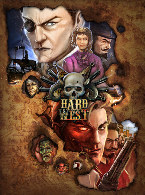 Hard West : Complete Edition sur Switch