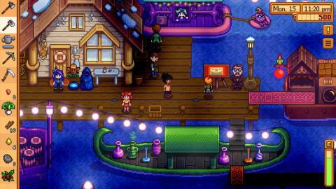 Stardew Valley : mise à jour 1.4, multi sur PS4 / Xbox One... Eric Barone fait le point