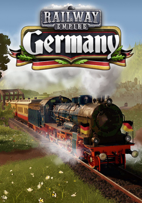 Railway Empire : Germany sur PS4
