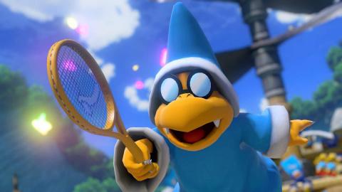 Mario Tennis Aces : Pauline fait son show sur le court