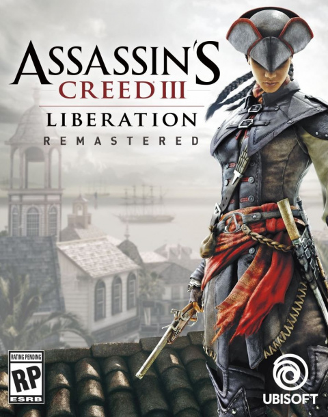 Assassin's Creed : Liberation Remastered sur Switch