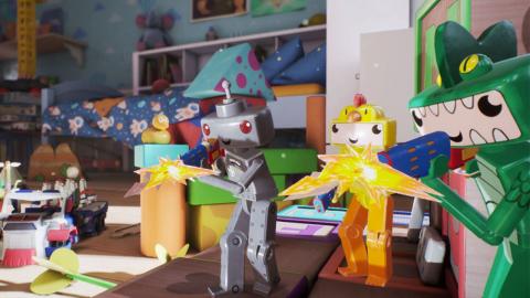 ToyLand : Une véritable attraction VR entre Toy Story et Apocalypse Now