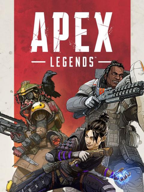 Apex Legends sur PS4