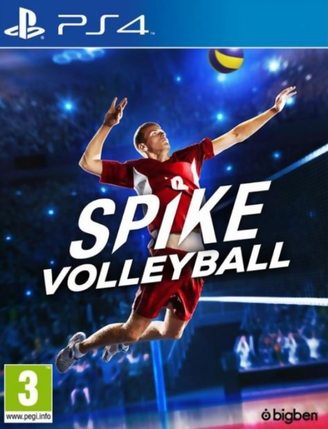 Spike Volleyball sur PS4