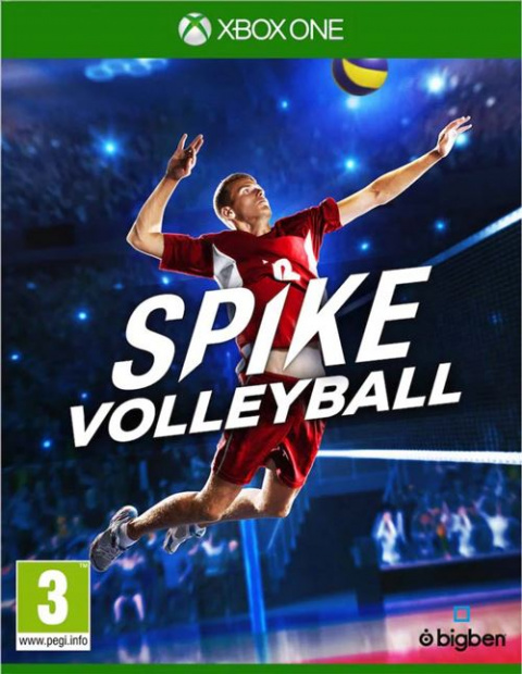 Spike Volleyball sur ONE
