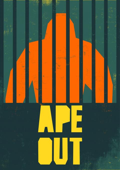 Ape Out sur Switch