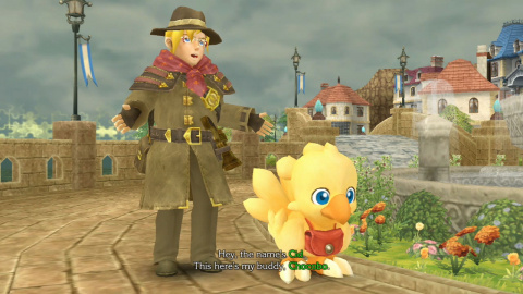 Les sorties du 20 mars : Chocobo's Mystery Dungeon Every Buddy!...