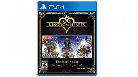Kingdom Hearts : The Story So Far arrive à la fin du mois