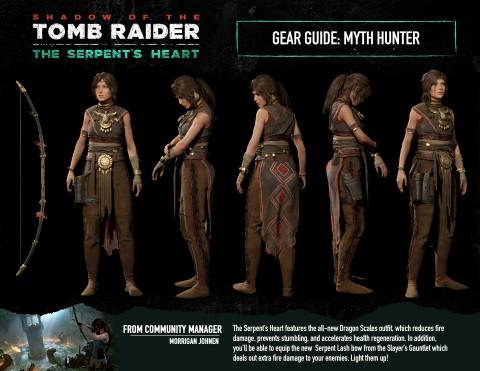 Shadow of the Tomb Raider : le cinquième DLC, Le Coeur du Serpent, arrive demain