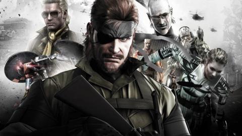 Metal Gear Solid : Oscar Isaac (Star Wars) aimerait jouer Snake au cinéma