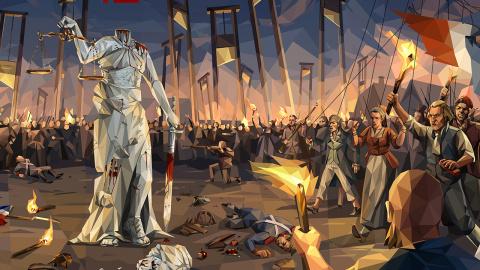We. The Revolution : Incarnez un juge au coeur de la Révolution française