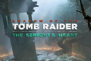 Shadow of the Tomb Raider : Le Coeur du Serpent sur PS4