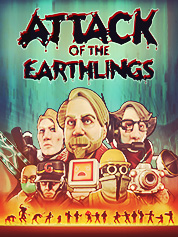 Attack of the Earthlings sur PS4