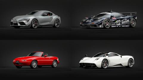 Gran Turismo Sport : la mise à jour 1.34 apporte cinq bolides et le circuit Autopolis