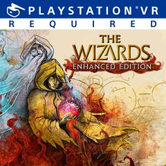 The Wizards sur PS4