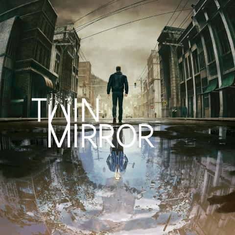 Twin Mirror sur PS4