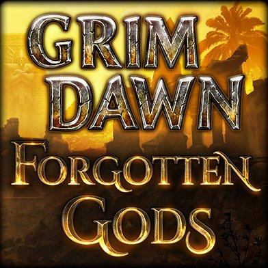Grim Dawn : Forgotten Gods sur PC