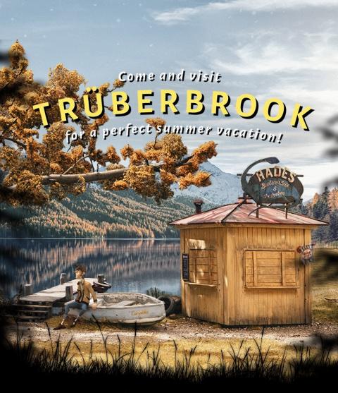 Trüberbrook sur Mac