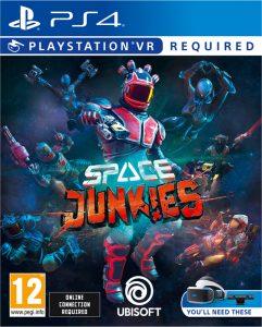 Space Junkies sur PS4