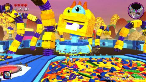 La Grande Aventure LEGO 2 : Le Jeu Vidéo - Une ouverture du monde réussie ?