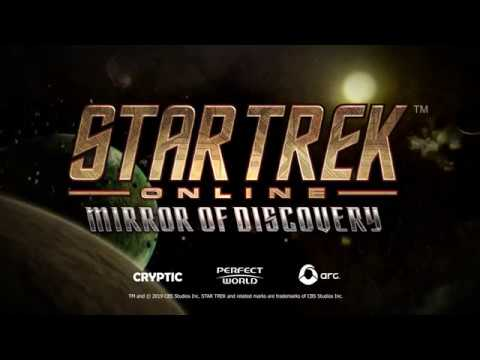 Star Trek Online : Mirror of Discovery sur PS4