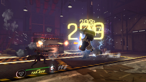 GunGrave VR illustre sa sortie sur PC avec de nouvelles images