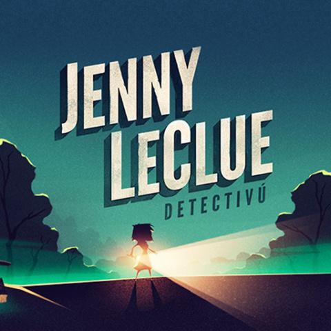 Jenny LeClue - Detectivu sur Mac