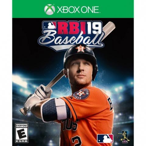 R.B.I. Baseball 19 sur ONE