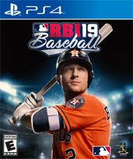 R.B.I. Baseball 19 sur PS4