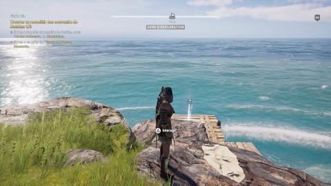 Assassin's Creed Odyssey : Legs de la première lame - Une mise en bouche efficace avant l'Atlantide