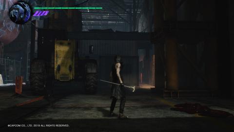 M05 L'épée démoniaque Sparda