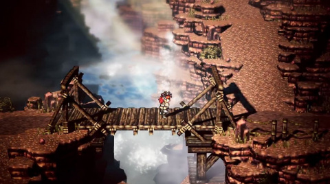 Octopath Traveler : Champions of the Continent - le trailer du prequel sur smartphones