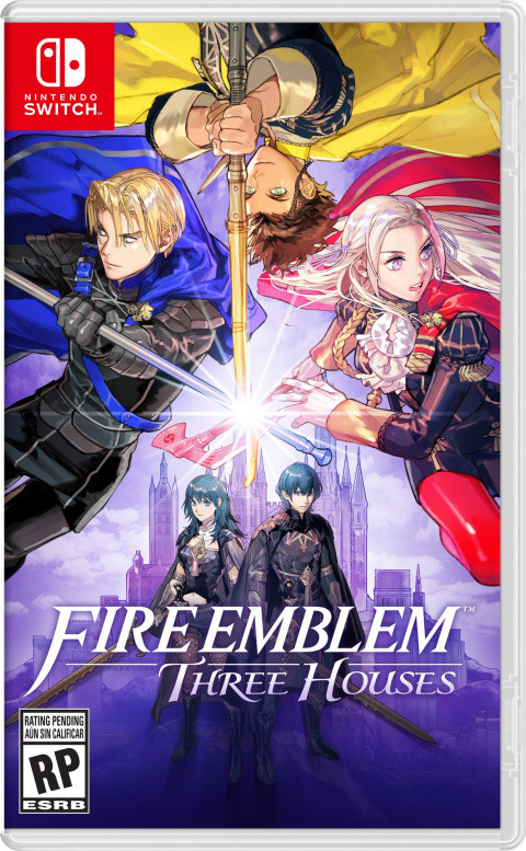 Fire Emblem : Three Houses sur Switch