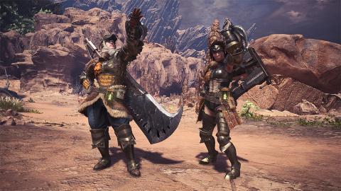 Monster Hunter World : le Zorah Magdaros alpha suprême arrive sur PC fin mars