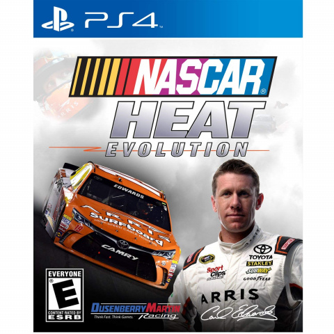 NASCAR Heat Evolution sur PS4