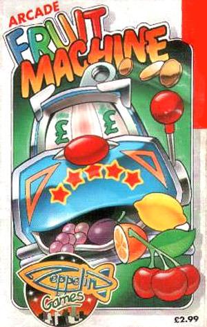 Arcade Fruit Machine sur ST