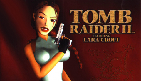 Tomb Raider II starring Lara Croft sur PSP