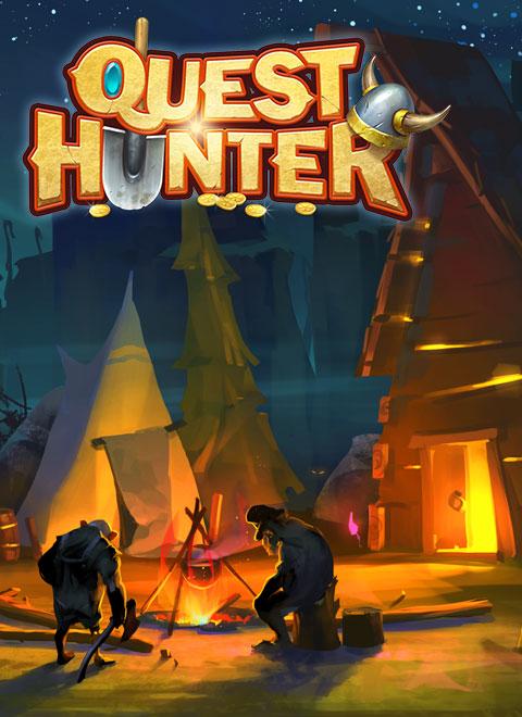 Quest Hunter sur Linux