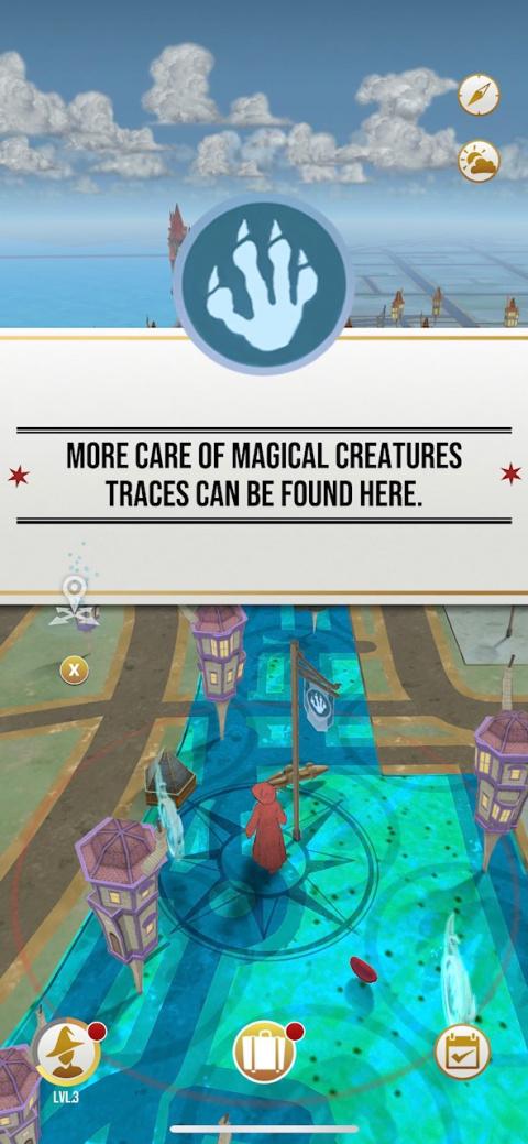 Harry Potter : Wizards Unite - le plein d'infos sur le gameplay du jeu en réalité augmentée