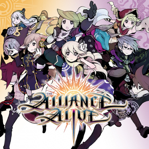 The Alliance Alive HD Remaster sur Switch