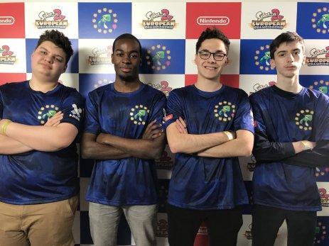 Splatoon 2 : une équipe française championne d'Europe