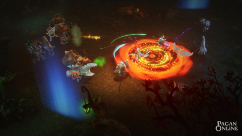 Pagan Online : Wargaming lance l'accès anticipé de son hack'n slash