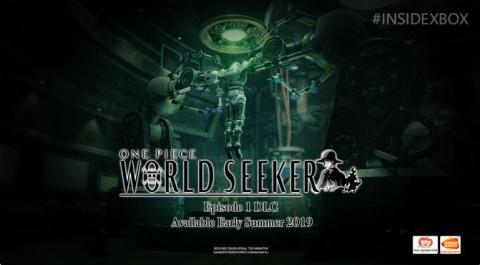 One Piece : World Seeker - Luffy prêt à se lancer dans de nouvelles aventures
