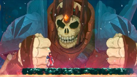 Dead Cells : le DLC gratuit Rise of the Giant arrive fin mars sur PC