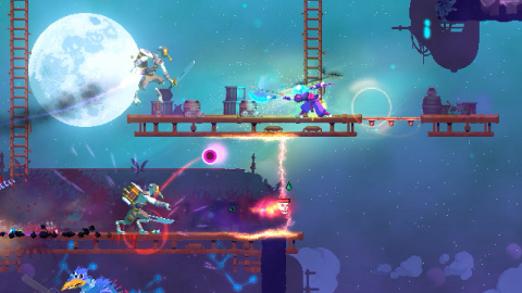 Dead Cells : l'édition Action Game of the Year inclura le DLC Rise of the Giant