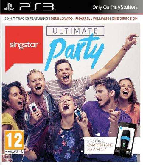 SingStar Ultimate Party sur PS3